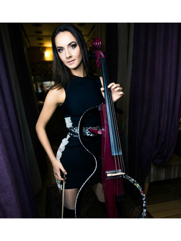 STINA ELECTRIC CELLO