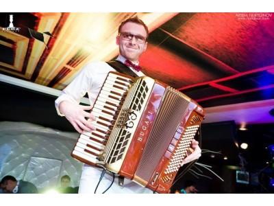 ALMAZ accordion