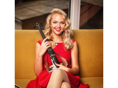 MARY BOBROVA violin