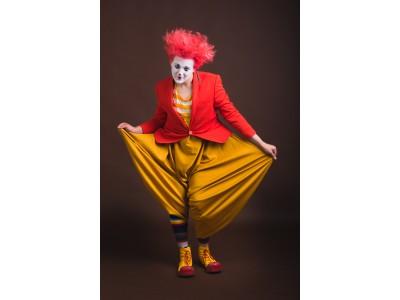 RUSLAN clown