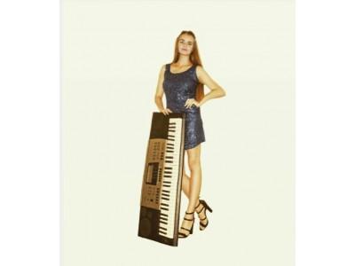 ULYANA KALUGINA pianist
